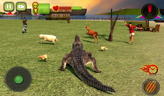 Crocodile Attack 2016 APK for Bluestacks