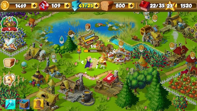 Farm Clan: Farm Life Adventure APK screenshot thumbnail 12