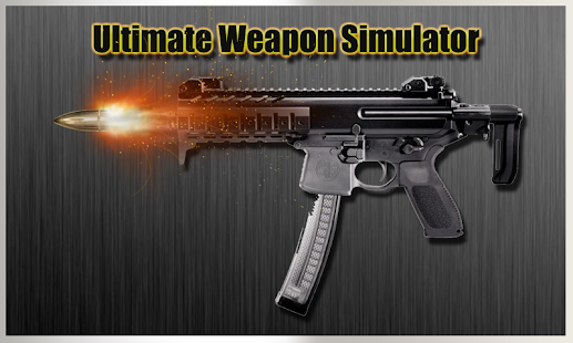 Gun Simulator 1000 Guns - screenshot