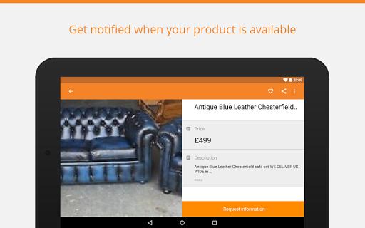 Second hand products - Trovit screenshot 12