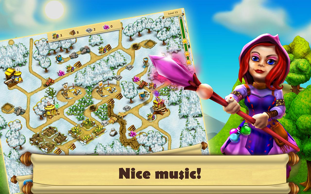 Gnomes Garden HD Screenshot 6