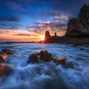 by Sambit Bandyopadhyay - Landscapes Sunsets & Sunrises (  )