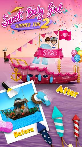 Sweet Baby Girl Summer Fun 2 - Holiday Resort Spa screenshot 1