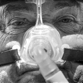 Breath of life by Paulo Correia - People Portraits of Men (  )