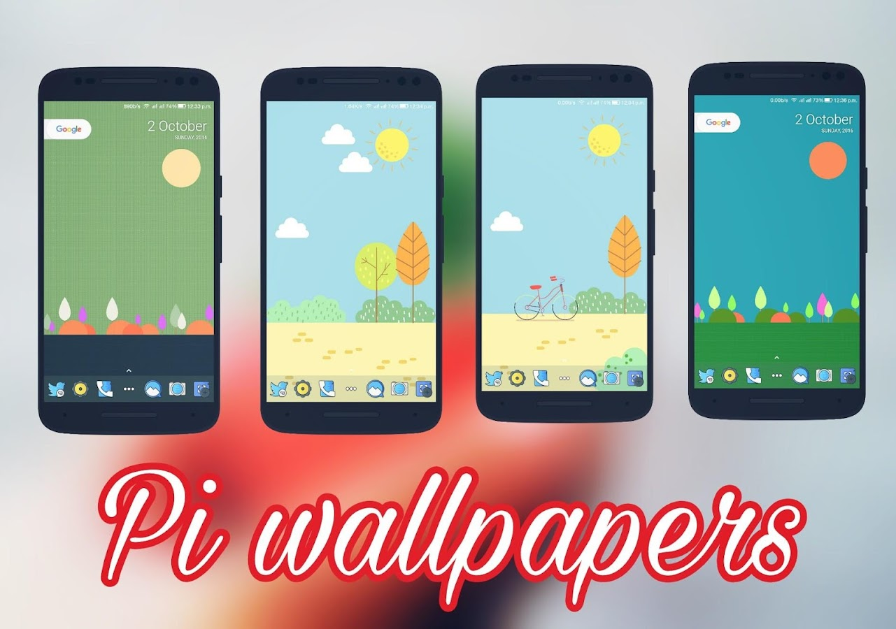 pi wallpapers  Screenshot 1
