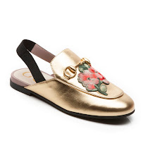 Gucci Princetown Appliqué Slip on SLIP ON