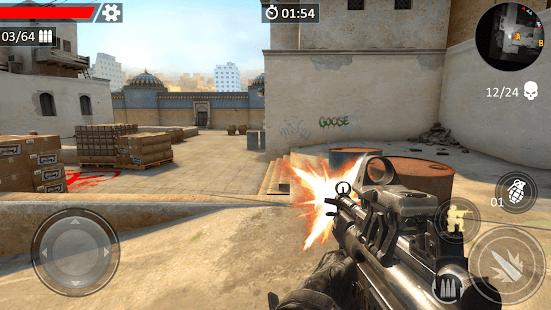 Counter Strike Terrorist Shooting