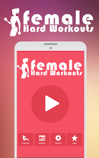 Free Download Female Hard Workouts APK for Blackberry