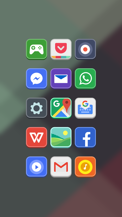 Cosmic Icon Pack Screenshot 0