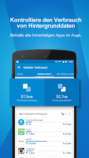 Opera Max – Datenkontrolle Screenshot