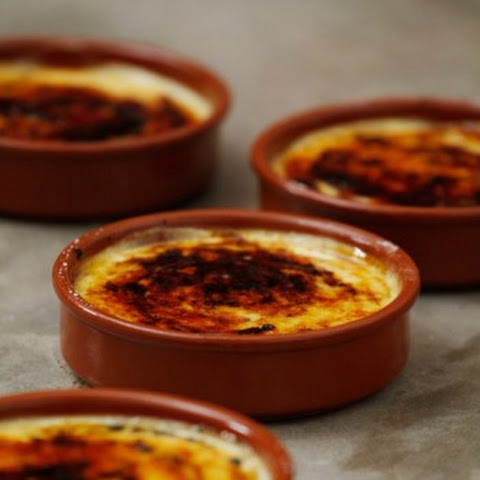 Spanish Recipe – Crema Catalana