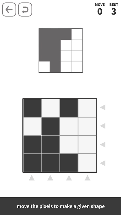 Slide Pixels - Brain Puzzle Screenshot 2