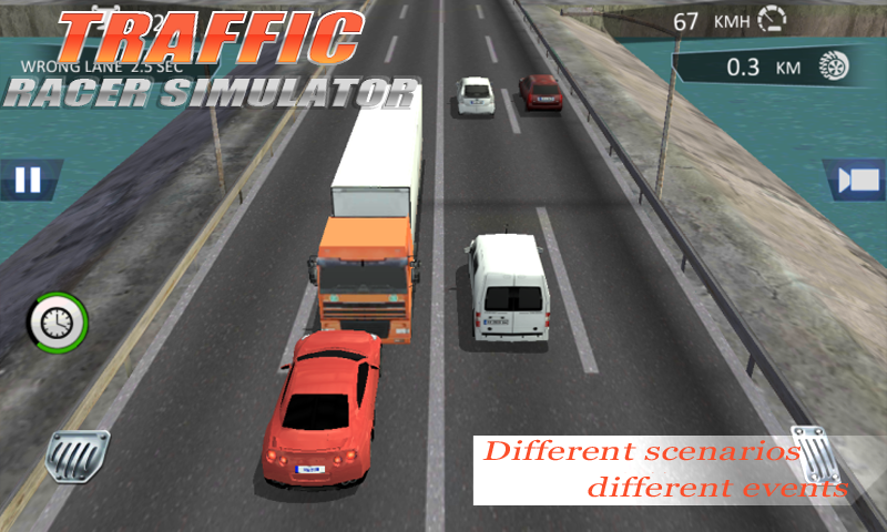 City Traffic Racer Dash Screenshot 8