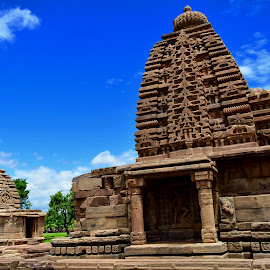 Pattadakkal by Justin Mathew - Buildings & Architecture Statues & Monuments