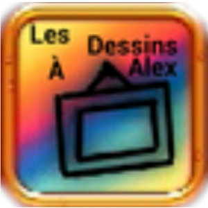 Les dessins à Alex - L' appli Icon