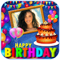 Free Download Birthday Greeting Cards Maker: photo frames, cakes APK for Samsung