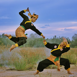 pencak silat by Ugie' Libra - Sports & Fitness Boxing