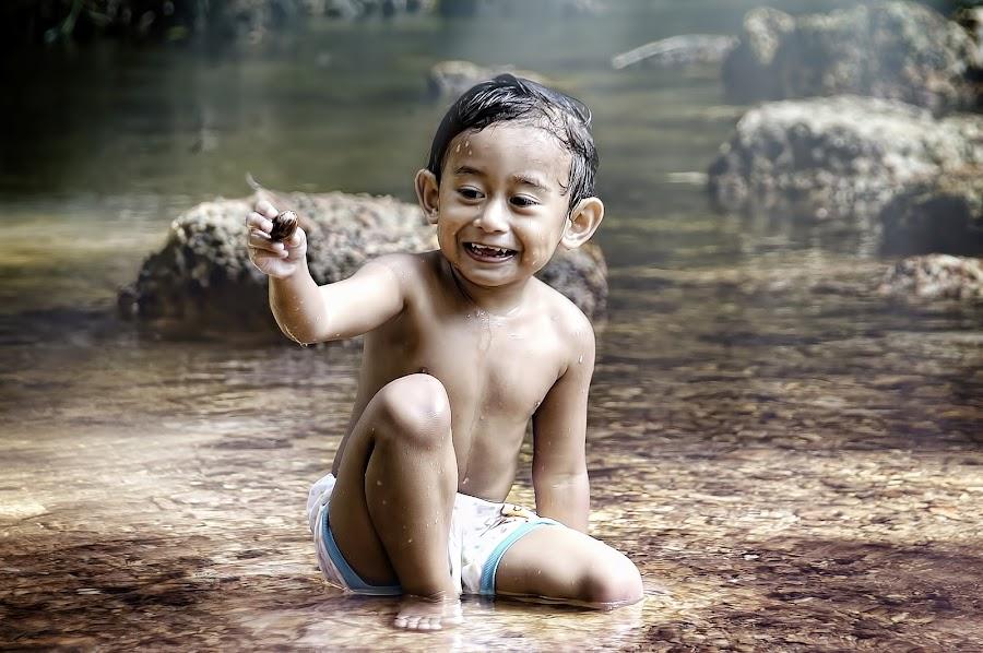 River by Syafizul  Abdullah - Babies & Children Children Candids