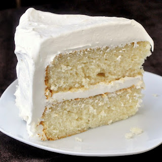 White Cake No Milk Recipes