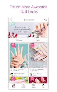 Free Download YouCam Nails - Manicure Salon APK for Samsung