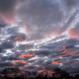 by Jeanne Knoch - Landscapes Sunsets & Sunrises
