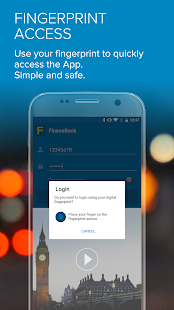Fineco screenshot for Android