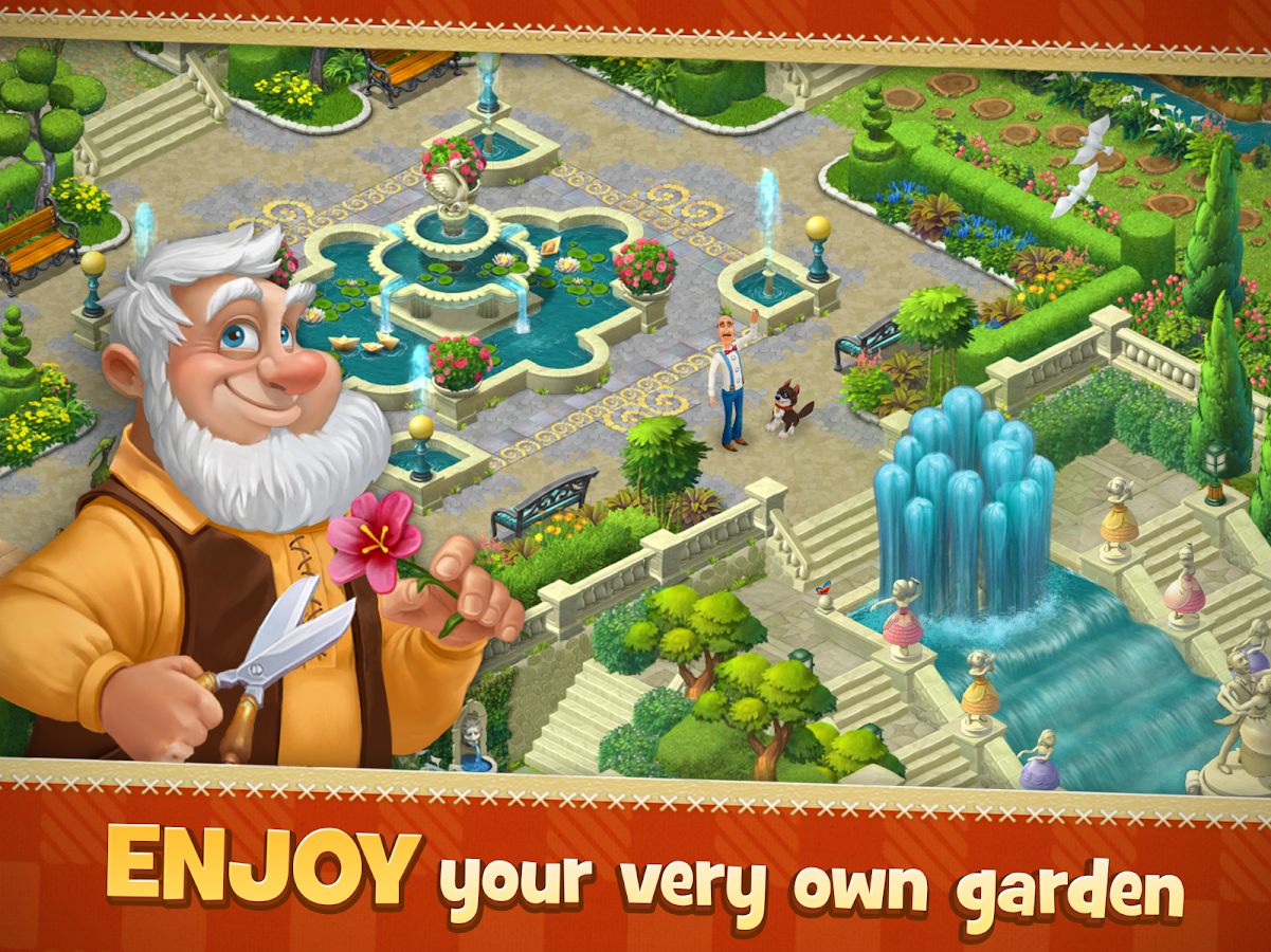 Gardenscapes - New Acres Screenshot 8