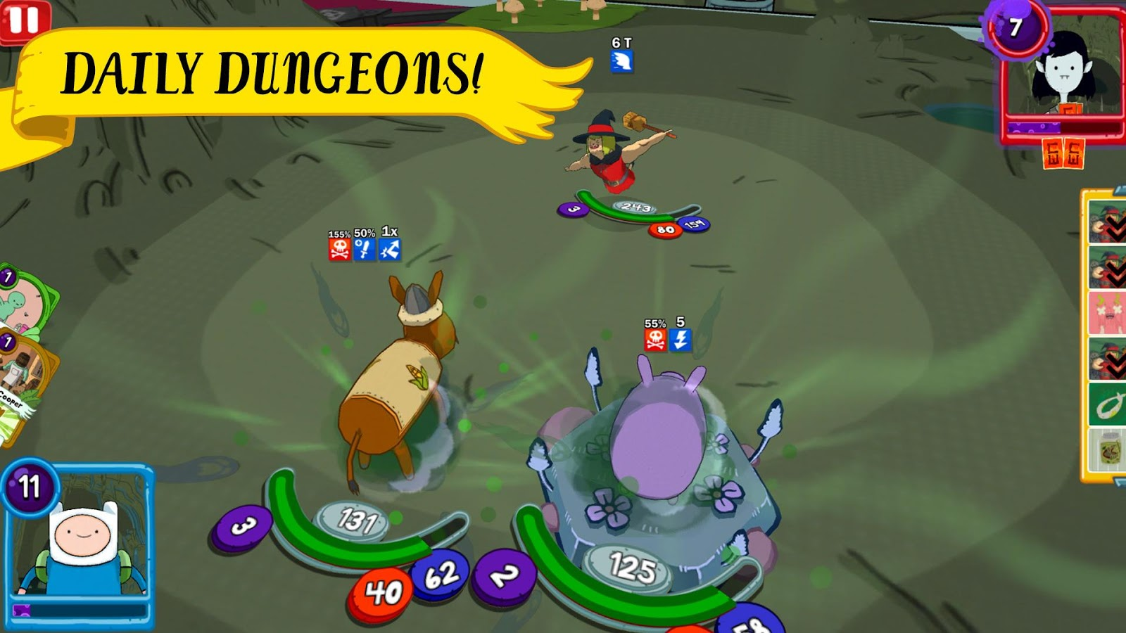 Card Wars Kingdom Screenshot 4