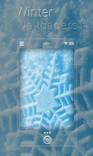 Winter Live Wallpaper HD Free - screenshot