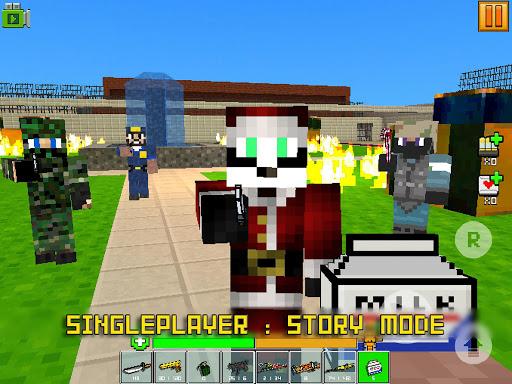 Cops N Robbers - FPS Mini Game screenshot 20