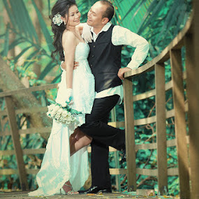 by Ricky Firmansyah - Wedding Bride & Groom