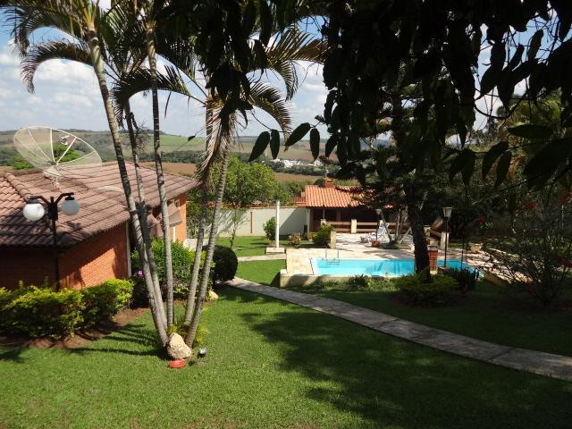 Chácara com 5 dormitórios à venda, 2000 m² por R$ 650.000 - Terras de San Marco - Itatiba/SP
