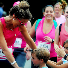 A  reason  to   race by Gordon Simpson - Sports & Fitness Running