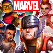 APK Game Marvel Mighty Heroes for iOS