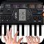 Real Piano Keyboard