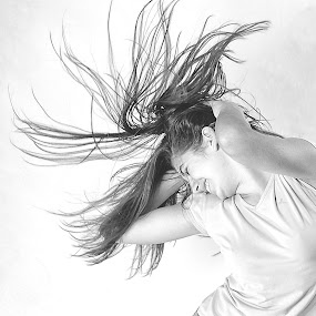 Dance by Dragos Ionescu - People Portraits of Women