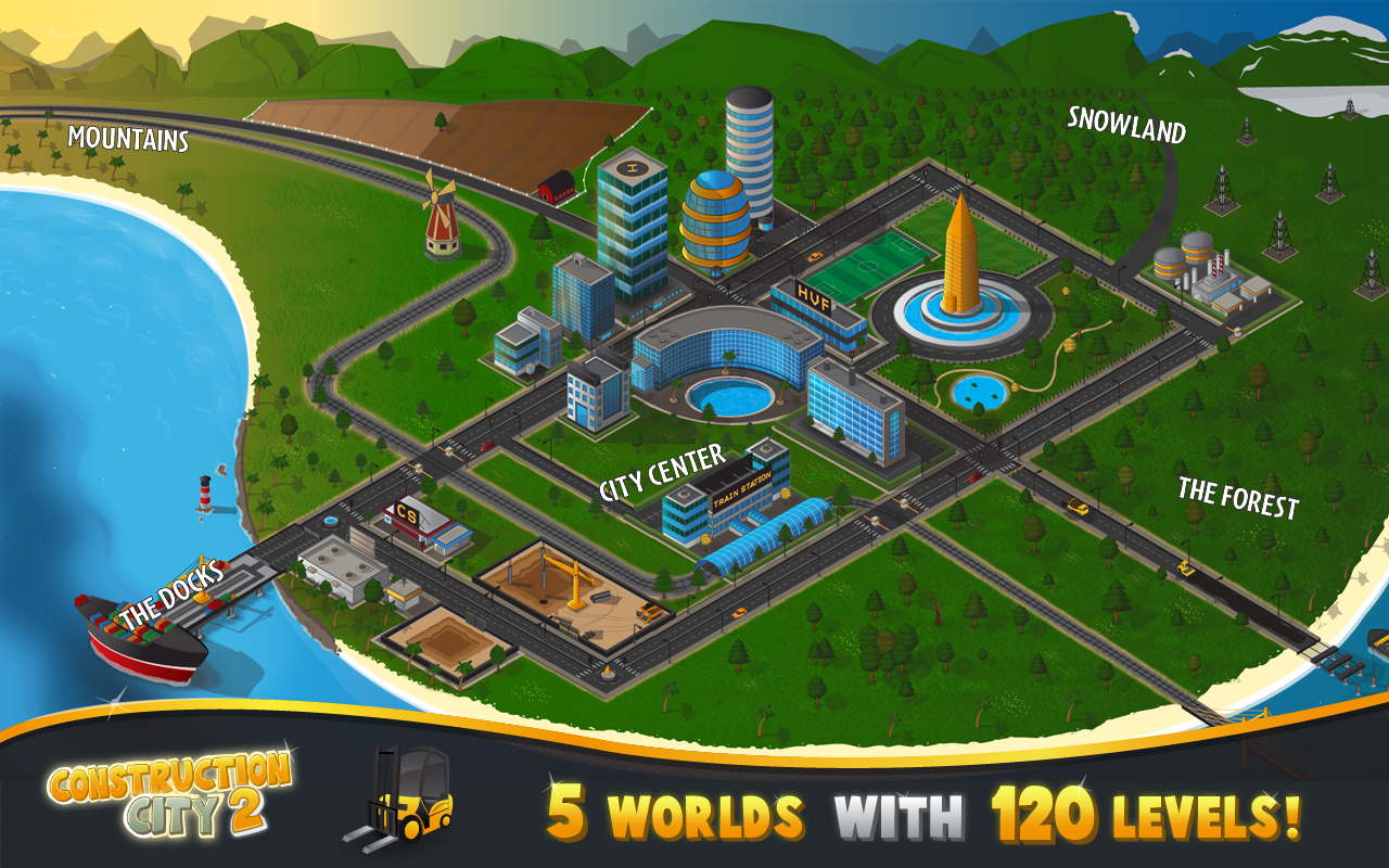 Construction City 2 Screenshot 2