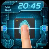 fingerprint scanner to unlock phone