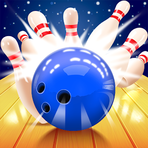 Galaxy Bowling 3D Free Online PC (Windows / MAC)