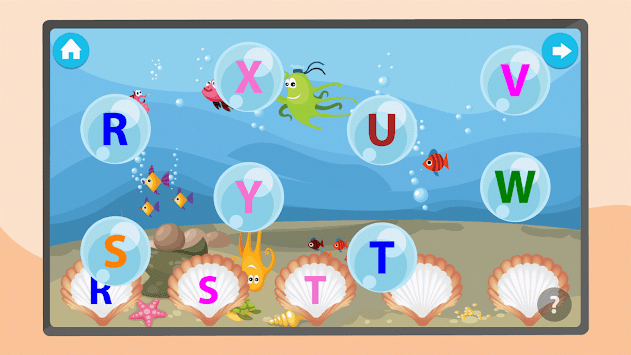 Kids Preschool Learn Letters APK screenshot thumbnail 15
