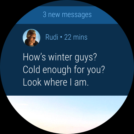 Telegram – Screenshot
