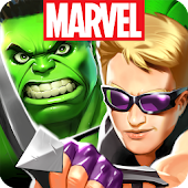 Game MARVEL Avengers Academy version 2015 APK