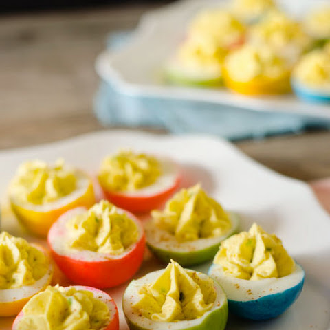 Spicy Deviled Egg