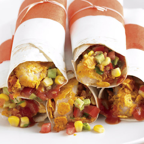 Fish Tortilla Wraps