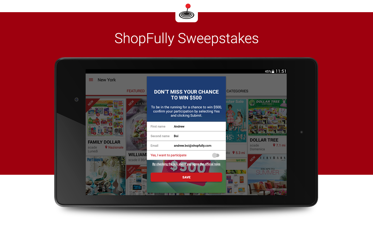 Shopfully - Weekly Ads & Deals Screenshot 9