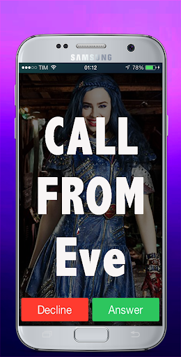 Call From Evie Descendаnts Hero 2018 For PC