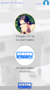 Allergies 101 by GoLearningBus - screenshot