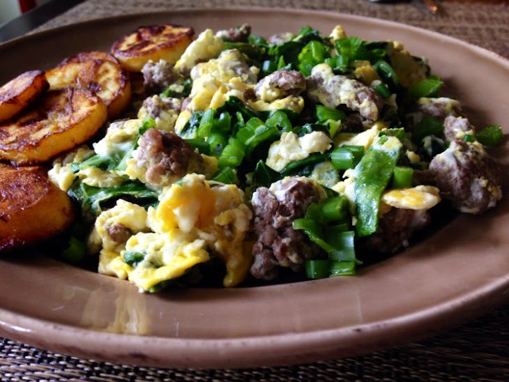 Basic Easy Egg Scramble Recipe | Yummly