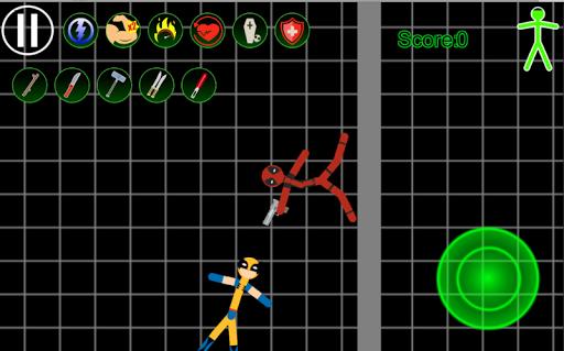 Stickman Warriors 3 Online For PC