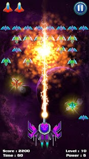Game Galaxy Attack: Alien Shooter APK for Kindle